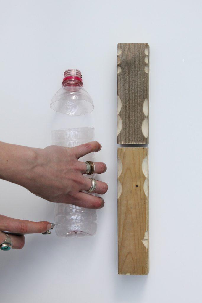 Atık Plastikle Kaya Gibi Sağlam Dolgu Malzemesi