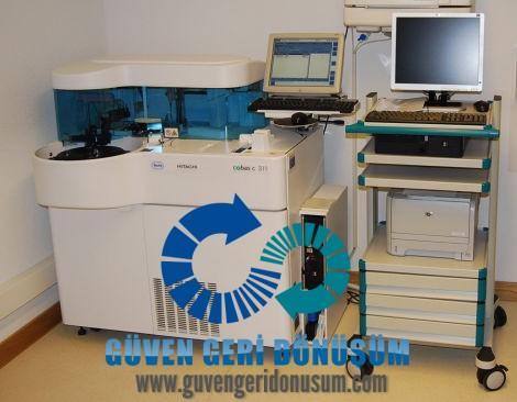 Hastane Cihazı Hurdası Alımı 3