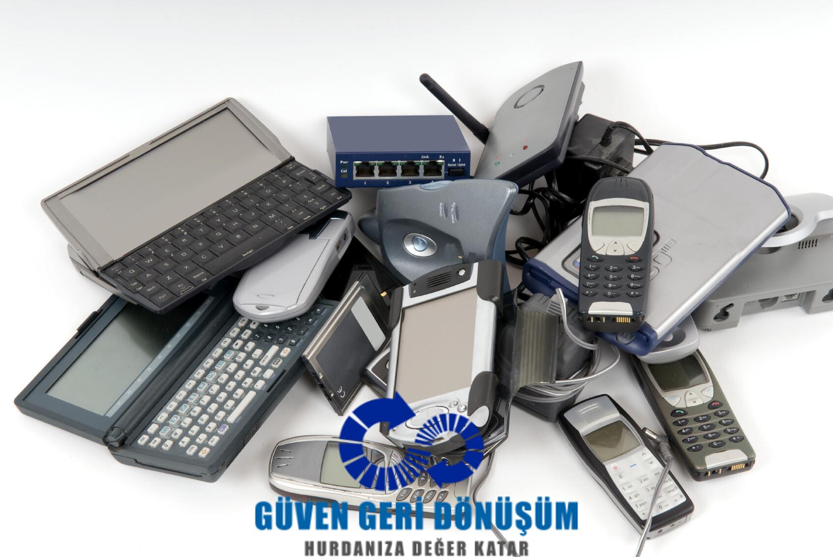 Elektronik Hurdaci 5